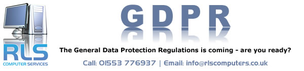 The General Data Protection Regulations is coming - are you ready?